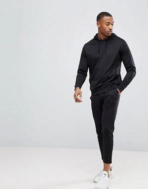 Set Hoody Mustache Cc 1 s tracksuits tracksuits for asos