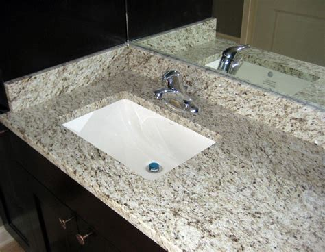 Care Of Marble Countertops Bathroom by Bathroom Granite Countertops Photo Gallery 187 Granite Design Of Midwest