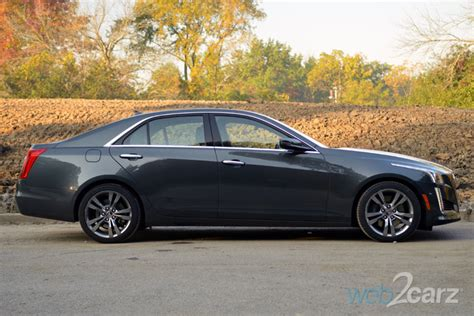 2014 Cadillac Cts Vsport by 2014 Cadillac Cts Vsport Review Carsquare