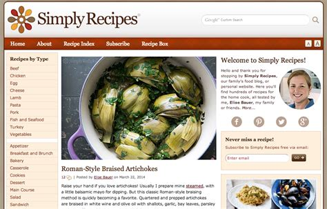 The Best Search Website The Best 3 Website For Recipes Search The Kitchen Pantry