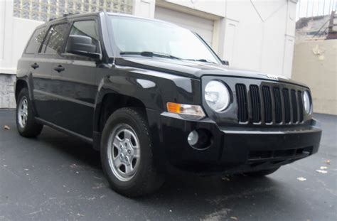 Jeep Patriot Issues 2007 Jeep Patriot Overview Cargurus
