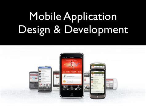 mobile application design mobile application design development