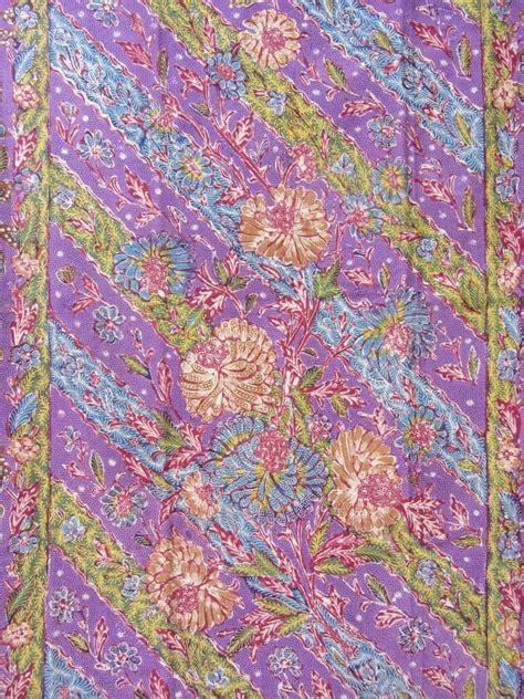 Setelan Batik Manis 2 Batik Raya Pekalongan purple batik saroong name galaran tiga negeri vintage and