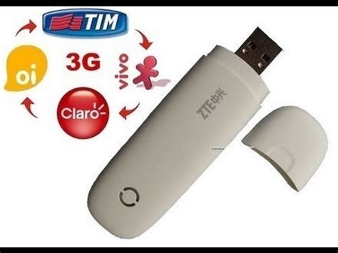 Modem Claro como configurar 3g no modem discador claro 3g