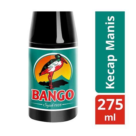 Botol Kecap Unik jual bango kecap manis botol 275 ml x 2 pcs harga kualitas terjamin blibli