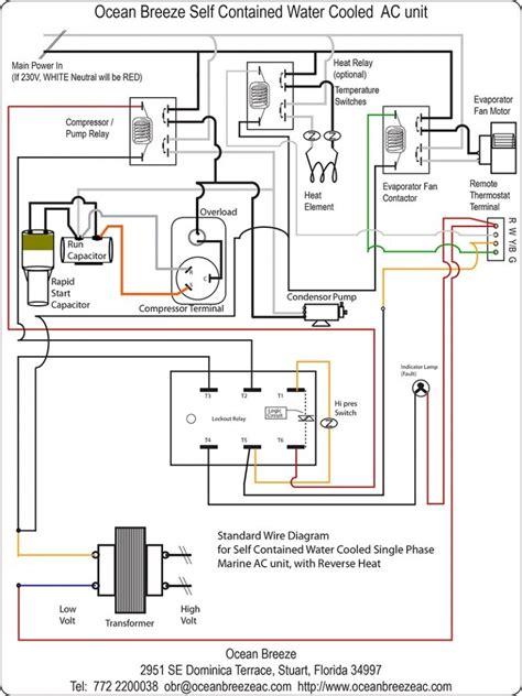 air conditioner indoor unit diagram sante blog