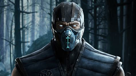 mortal kombat game wallpaper 540x960 mortal kombat x sub zero 540x960 resolution hd 4k