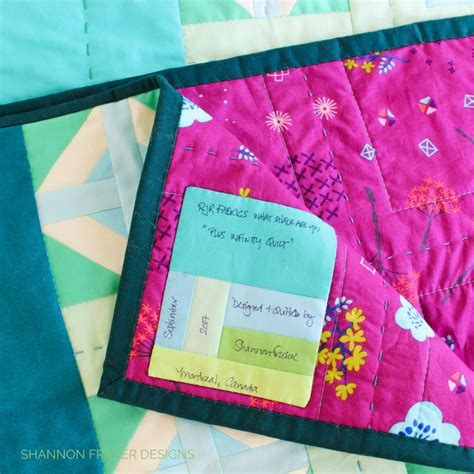 design a quilt label shannon fraser designs diy quilt label how to create a
