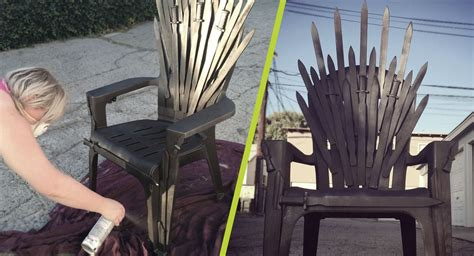 Iron Throne Office Chair by Diy Of Thrones Iron Throne
