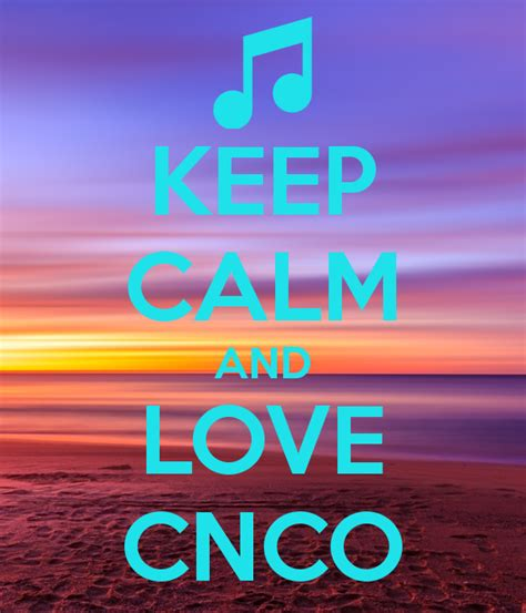 Best Mug by Keep Calm And Love Cnco Poster Cnco Fan Page 2016