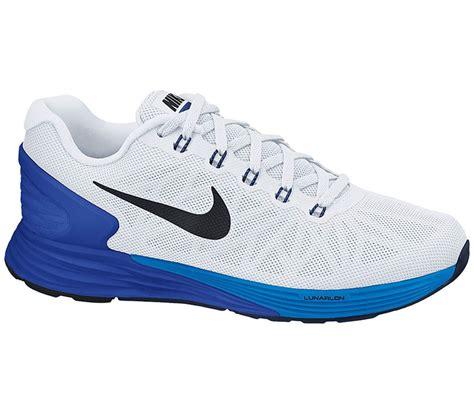 Nike Lunarglide 6 Premium nike lunarglide 6 herr l 246 parskor vit bl 229 handla