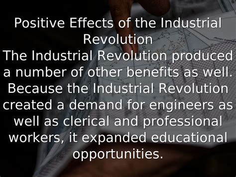 Positive And Negative Effects Of The Industrial Revolution Essay by Industrial Revolution Positive Quotes Quotesgram