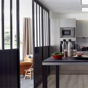 Exceptionnel Cloison Vitree Interieure Leroy Merlin #1: verriere-cloison-industrielle-amovible-cuisine.jpg