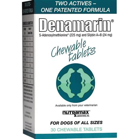denamarin for dogs buy denamarin for all sizes chewable tablets at best price