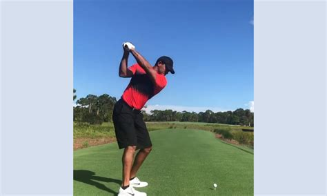 tiger woods golf swing speed tiger woods s agent confirms he is taking return to sport