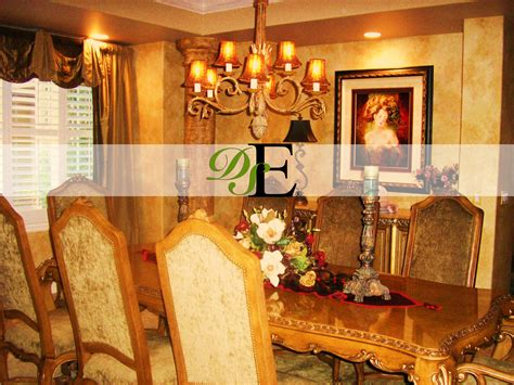 formal dining room decor interior design decoratively speaking events