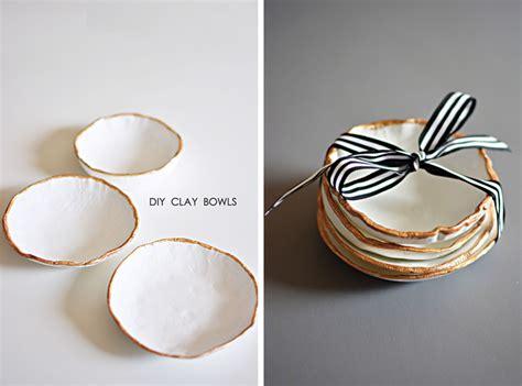 diy clay projects diy clay bowls crafts