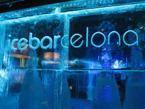 how to make an ice bar top icebarcelona events barcelona home