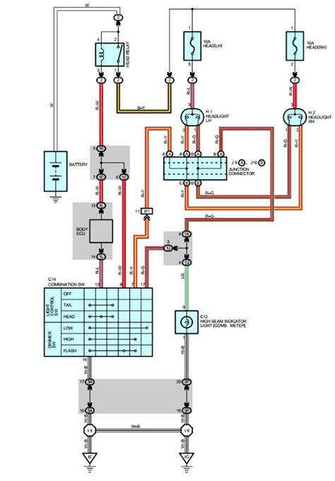 ipf driving light wiring diagram wiring diagram with
