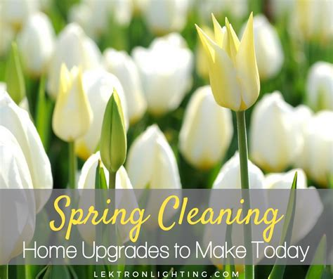 spring cleaning moves to help you feel better about your closet spring cleaning home upgrades to make lektron lighting