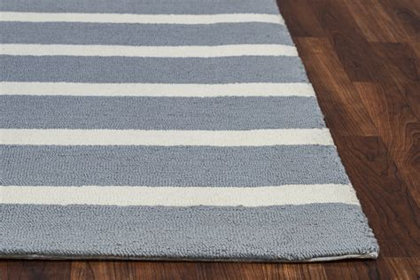 simple pattern area rugs azzura hill simple stripe pattern area rug in gray ivory
