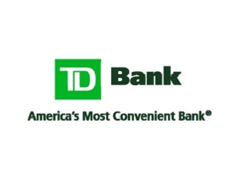 td bank named best east coast bank by money magazine