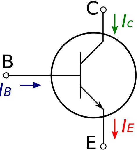 transistor bipolar base comum file diagrama de transistor npn svg wikimedia commons