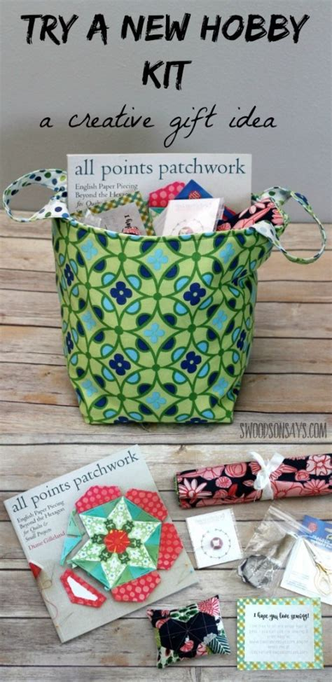 great gift idea make a start a new hobby kit crafts