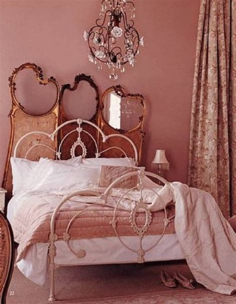 Shabby Chic Purple Bedroom - jennelise romantic pink bedrooms
