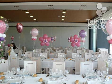 lo ultimo en centros de mesa para bautizos economicos elegantes resultado de imagen para topiarios de globos con helio y tul deco globos globo