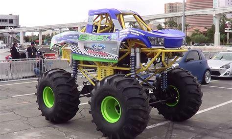 mini monster jam truck mini monster truck sema 2013 youtube