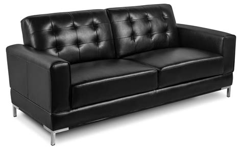 myer furniture sofa myer leather like fabric sofa and loveseat black