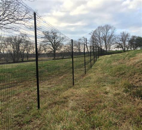 fence inspiring deer fencing ideas deer fence height