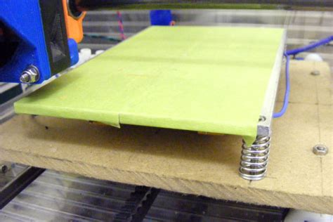 3d printer heated bed minimal heated print bed for my 3d printer 3d printing