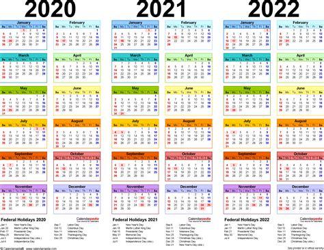 year calendar  printable word templates