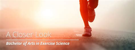 Exercise Science To Mba by Closer Look At Concordia S Exercise Science Program