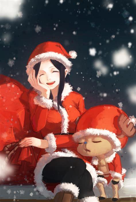 piece christmas zerochan anime image board
