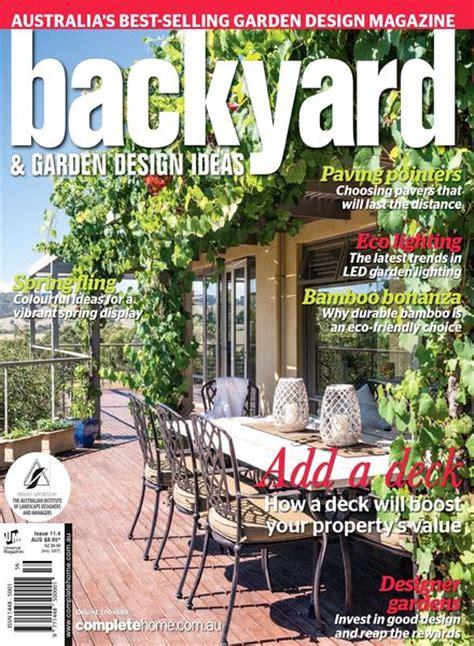 Garden Ideas Magazine Backyard Garden Design Ideas Magazine Issue 11 4 Pdf Magazine