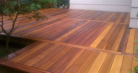 Timberireland.ie   Timber Ireland   Red Cedar Decking
