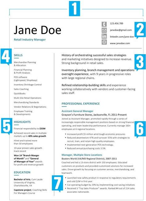 what your resume should look like in 2017 magazines business and template