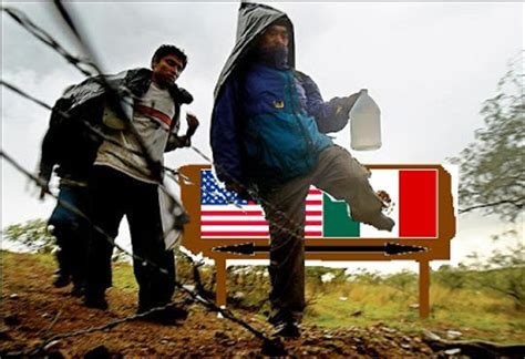the liberty sentinel: illegal mexican immigrants returning