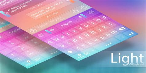 go keyboard themes apk free mobile9 go keyboard light theme 3 2 apk