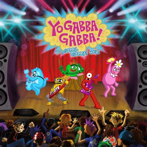 Gabba Gabba Gabba yo gabba gabba yo gabba gabba hey zavvi exclusive vinyl