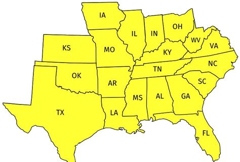map of texas arkansas oklahoma and louisiana hines trucking inc flatbed services