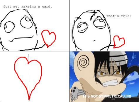 Sweater Rage Comic 08 symmetry rage lol thing is at school me and my friends will be like this and laugh while