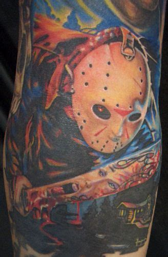 jason voorhees tattoos the world s catalog of ideas