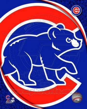 chicago cubs table l mlb 2011 chicago cubs team logo photo at allposters com