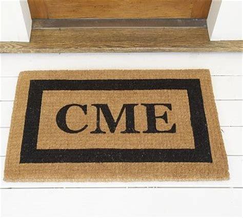 30 X 48 Doormat Monogrammed Large Doormat 30 X 48 Quot Black