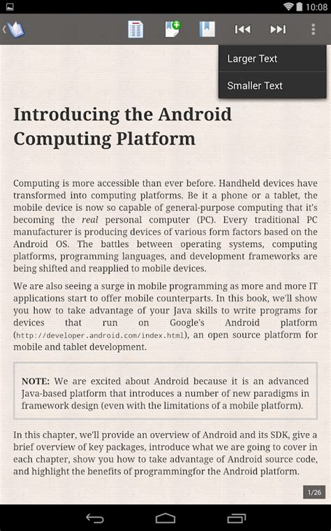 ebook reader for android apk epub reader for android 2 1 2 apk books reference apps