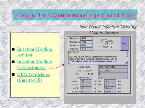 design for manufacturing injection molding design for manufacturing injection molding